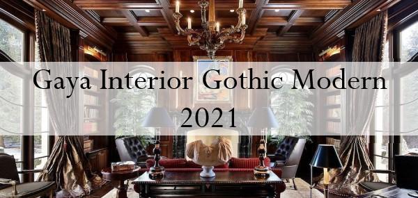 Gothic Modern 2021